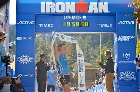 Åsa Lundström vann IM Lake Tahoe