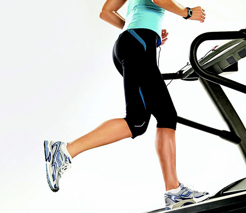 Tre effektiva pass för löpbandsträning