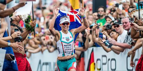 Flera nya rekord på Ironman Hawaii