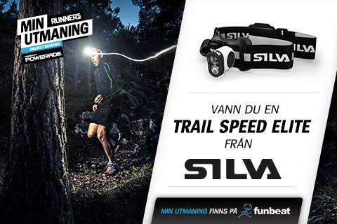Vann du lampan Silva Trail Speed Elite?