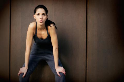 Sex bra yogaövningar för löpare