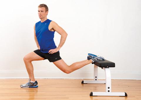 Spring snabbare med rätt styrketräning