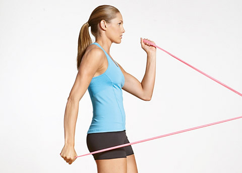4 övningar för en starkare överkropp