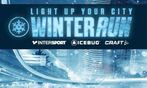 Winter Run – loppet som lyser i mörkret
