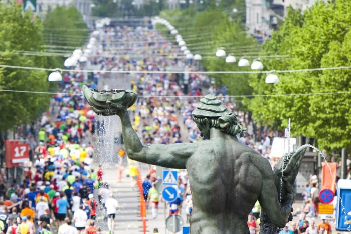 Göteborgsvarvet firar med marathon
