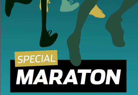 Vår stora träningsguide för maraton!