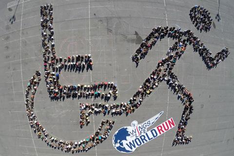 Vi söker bloggare för det unika loppet Wings for Life World Run!