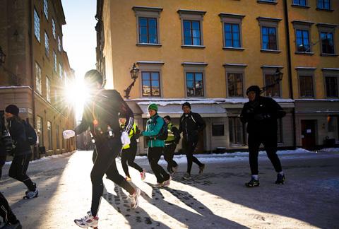 Lördag 1 februari firar vi Löpningens dag!