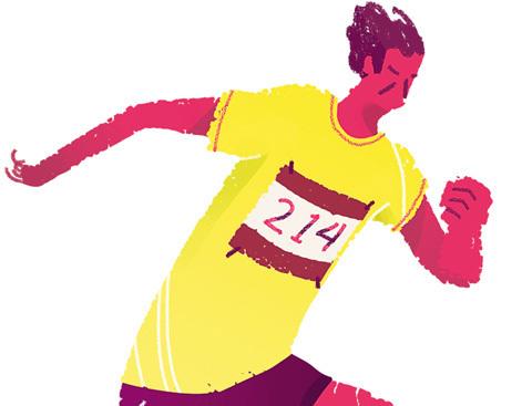 Den perfekta maratonplanen!
