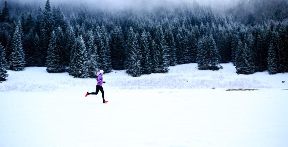 Så tränar du löpning när snön ligger