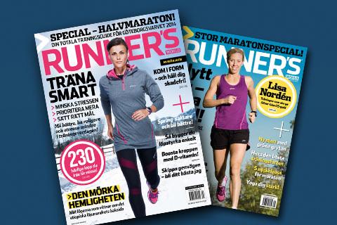 Runner's World är större än någonsin!
