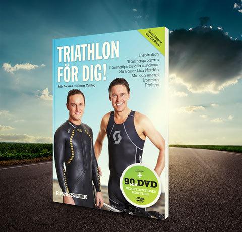Nu kommer Triathlon för dig i ny utgåva!