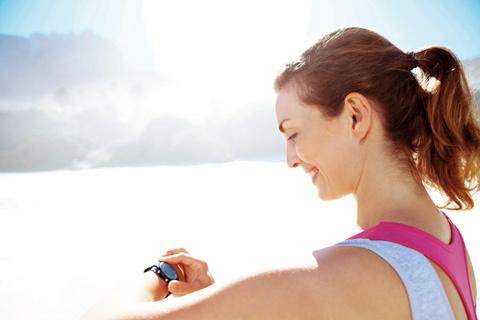 Ska du mäta i minuter eller kilometer?