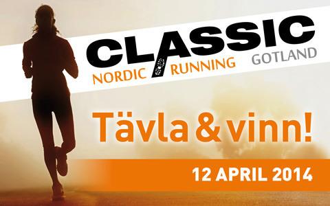 Vinn weekend till Nordic Classic Running