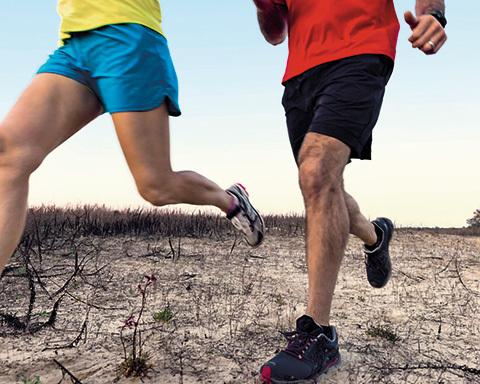 5 knep för att ta löpningen till nya nivåer