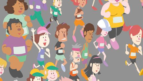 Tävling är den bästa träningen!