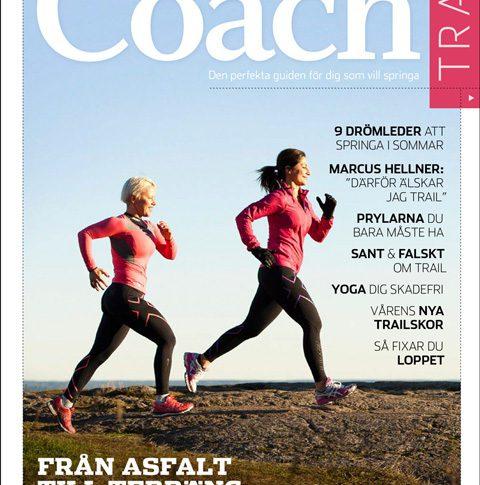 Nu är årets Trail Coach här!
