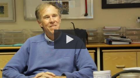 Jonas Colting pratar kost, träning och prestation med professor Tim Noakes