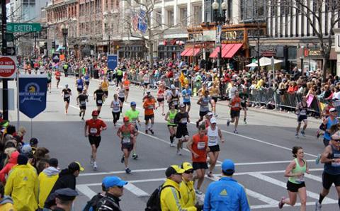 Boston står redo för marathon igen