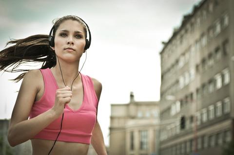 Vilken musik passar till löpträning?