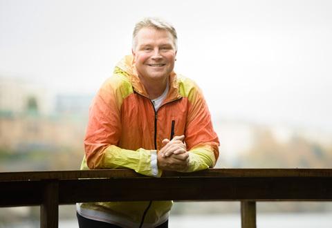 Anders Gyhlenius förlorade mot cancern
