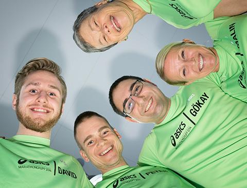 ASICS Marathongrupp mot slutspurten!