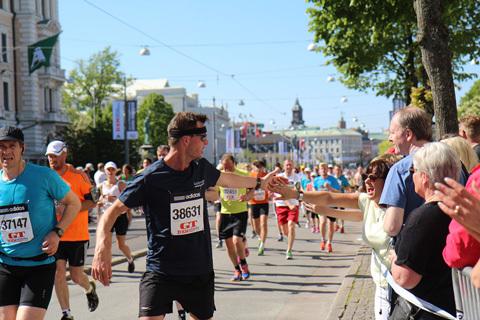 Se bildspelet från Göteborgsvarvet 2014!