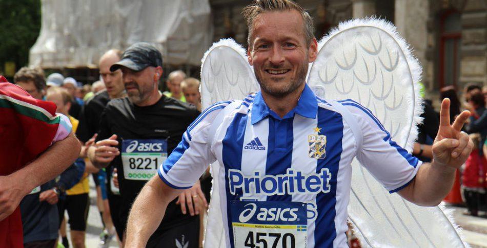 Bildspel från Stockholm Marathon 2014