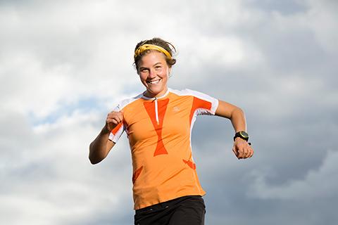 Emelie Forsberg kör AXA Fjällmaraton