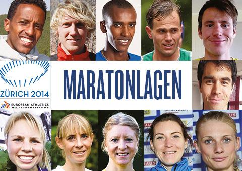 Flera spännande debuter i maratonlagen