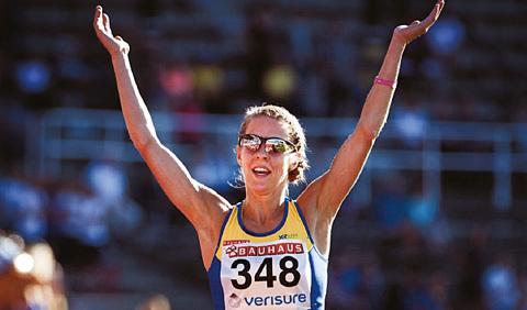 Fougberg går för guld och nya rekord!