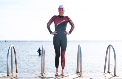 Hallå där Emma Graaf – svenskfavorit inför Ironman Kalmar!