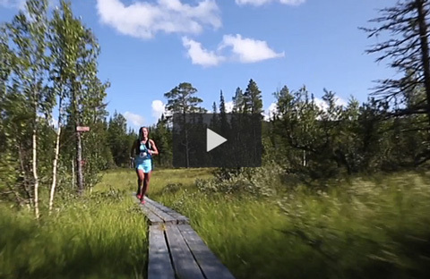 AXA Fjällmaraton 2014 – the movie