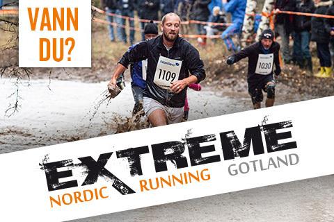Vann du start till Nordic Extreme?