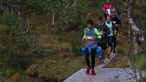 Fjällmaraton Sälen 2014 – the movie