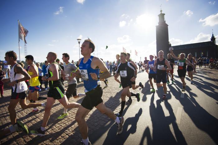 Starkt startfält i Stockholm Halvmarathon