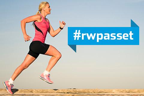 Ny serie: Utmana dig med RW-passet!
