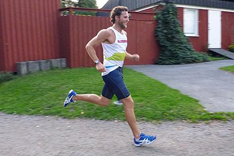 Musse sadlar om till maraton