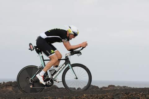 Så laddar Magnus Bäckstedt inför Ironman på lördag