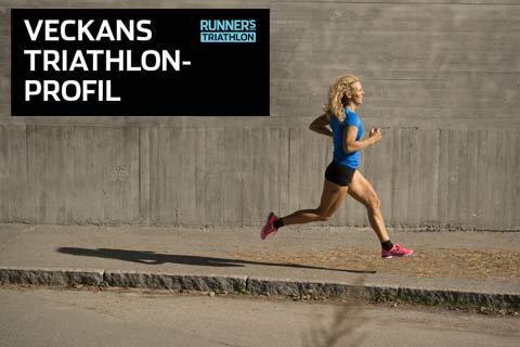 Veckans triathlet: Jona Dahlqvist