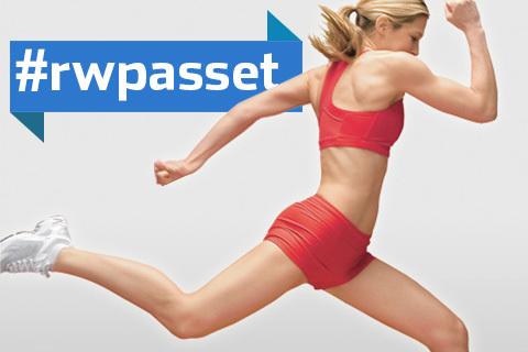 RW-passet: Teknik för snabbare löpsteg