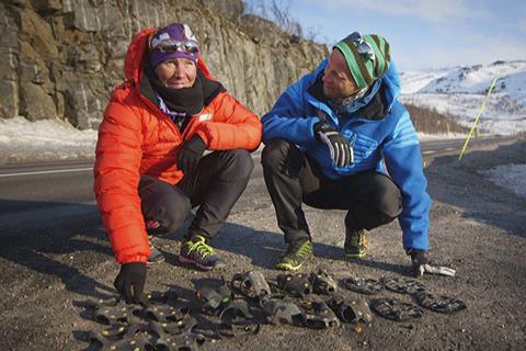 Test: Bästa broddarna för vinterlöpning
