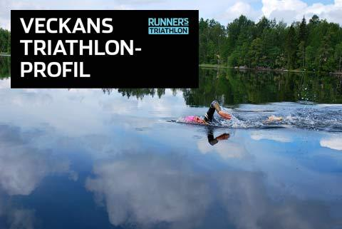 Veckans triathlet: Amanda Bohlin