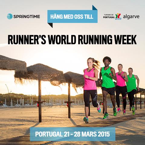 Häng med till RW Running Week Portugal