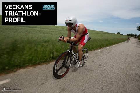 Veckans triathlet: Rasmus Sellehed