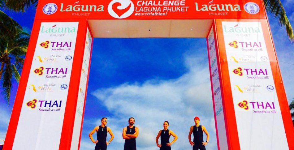 Träna triathlon i Thailand