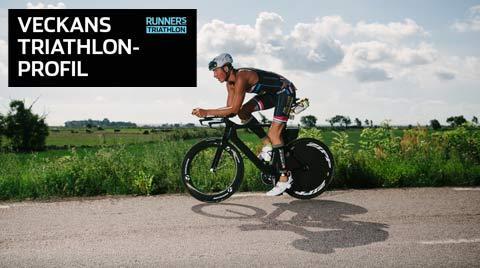 Veckans triathlet: Josef Giger