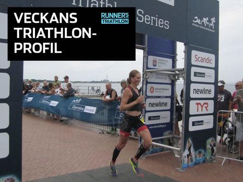 Veckans triathlet: Julia Montgomery