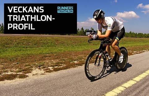 Veckans triathlet: Karin Linnersund