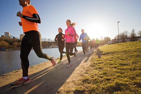 4 säkra sätt att hålla löpformen i vinter